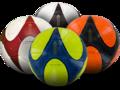 Pro-Trainingsbal-wit-zwart-wit-rood-geelzwart